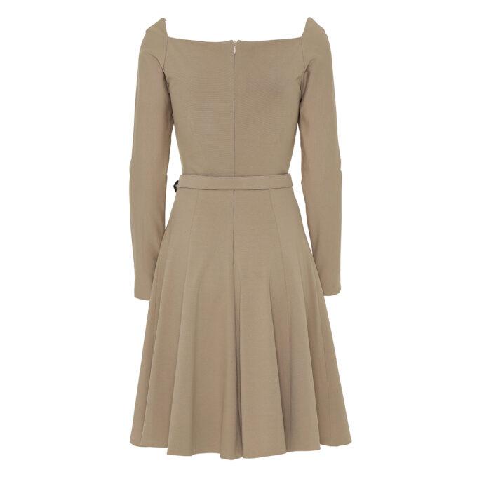 langærmet kjole til piger